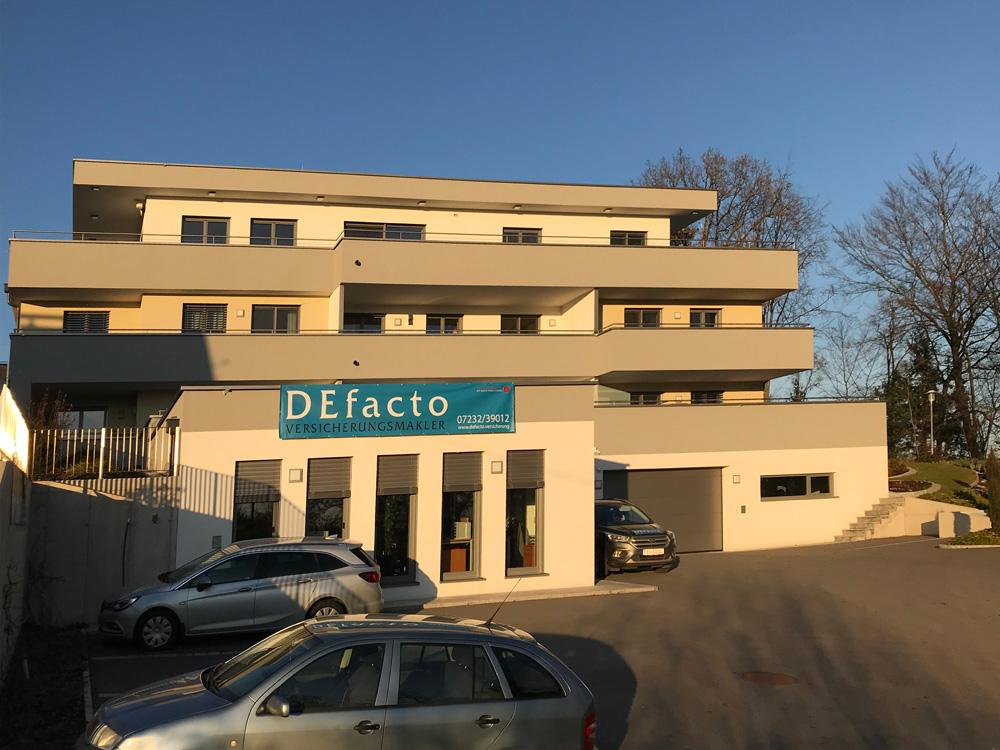 Defacto Versicherungsmakler GmbH St.Martin im Mühlkreis
